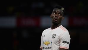 Погба вече не е капитан на Юнайтед, твърди ESPN