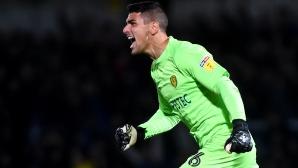 Българин се класира за 1/8-финалите в Купата на Лигата