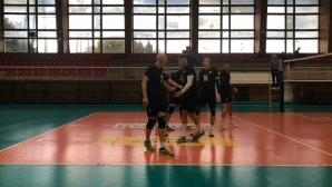 Хебър обърна и победи ЦСКА в драма