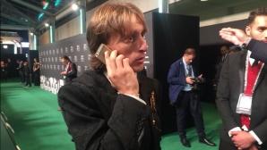 Модрич печели милиони, но телефонът му струва само…100 евро!
