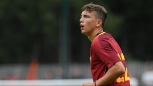 Рома преотстъпва талантлив защитник