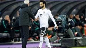 Бившият селекционер на Египет не постави Салах сред тримата най-добри за годината
