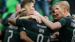 Класика срещу Динамо (М) доближи Краснодар до върха