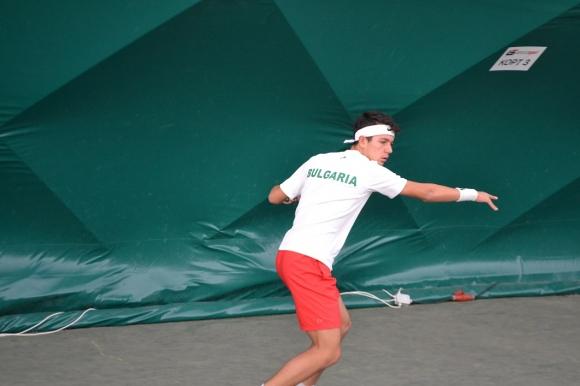Антъни Генов стана част от отбора на ITF