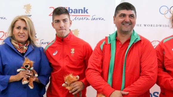 Валентин Андреев: Ще дам всичко от себе си за медал