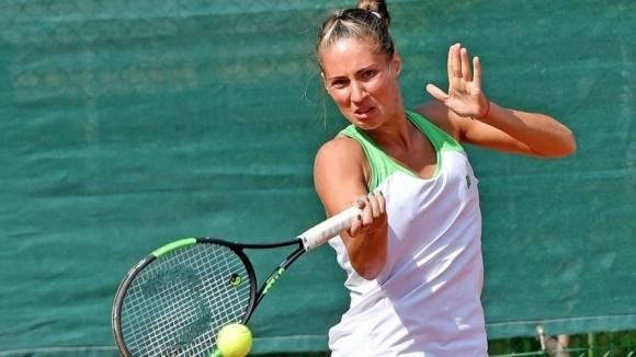 Михайлова във втори кръг в Санта Марина