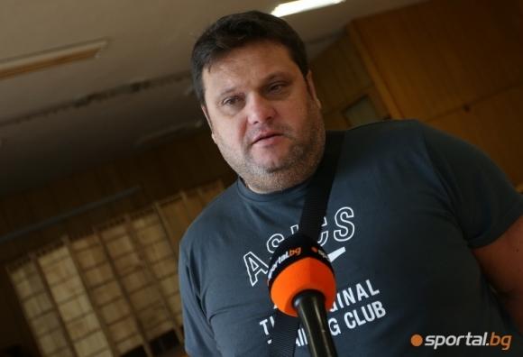 Мартин Стоев: Не ми е това на главата