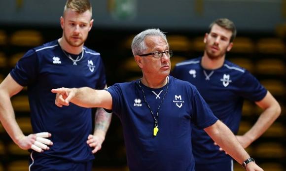 Веласко вече води тренировките на Модена, Зайцев също започна с отбора (снимки)