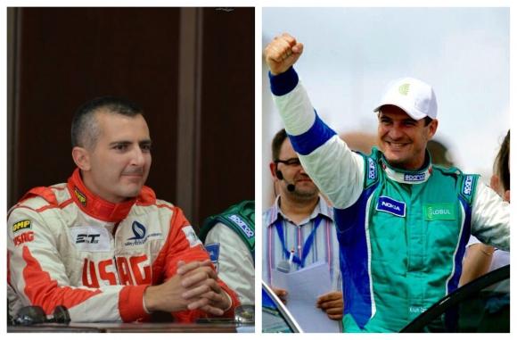 Рали шампионите Крум Дончев и Димитър Илиев стартират на рали България