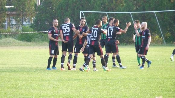 Новият бургаски отбор хвърли бомбата за купата на АФЛ (видео)