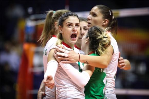 България срещу световния шампион САЩ, Русия, Тайланд и Азербайджан във втората фаза на Световното