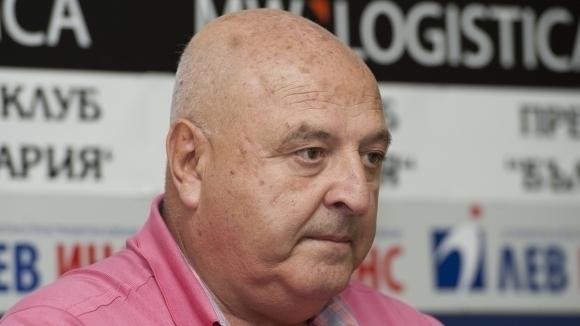 Венци Стефанов: Я има един-двама българи в Левски, я няма