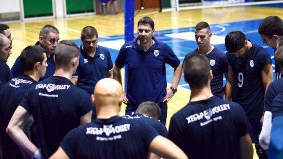 Атанас Петров: Балканската купа е страхотно предизвикателство