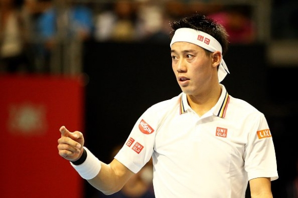 Нишикори се класира за полуфиналите в Токио