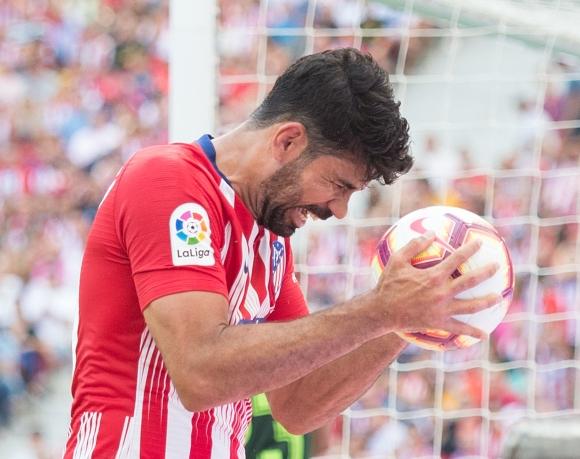 Атлетико разкри подробности за травмата на Диего Коща