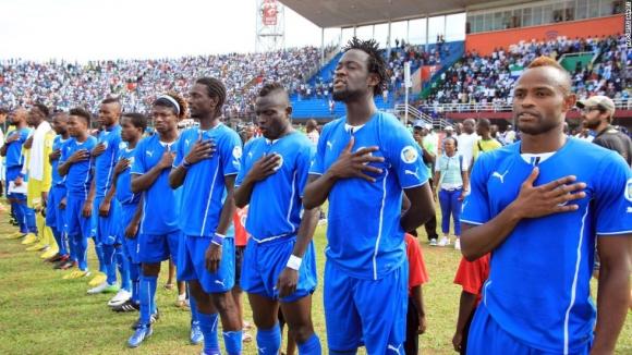 ФИФА отстрани федерация на Сиера Леоне