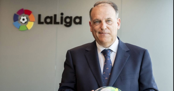 Шефът на Ла Лига: Залагам $10 000, че Жирона и Барса ще играят в Маями