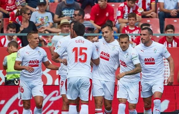 Стуани заби още два гола, но това не стигна на Жирона (видео)