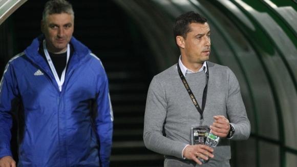 Томаш: Футболът победи! Всички надскачат тавана на възможностите си срещу Берое