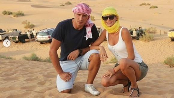 Любов в пустинята (снимки)