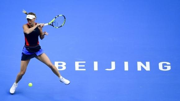 Каролин Вожняцки спечели титлата в Пекин