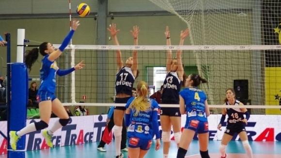 Марица срещу Левски на старта на НВЛ-жени