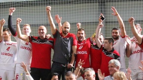 Братоев: Със Соколов, Алексиев и Матей, отборът може да бъде с медал (видео)