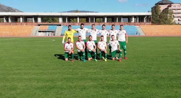 Аматьорите на България смачкаха Уелс