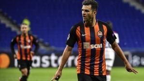 Два гола на бивш играч на ЦСКА не бяха достатъчни на Шахтьор (видео)