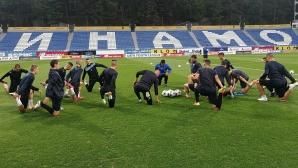 Юношите на Септември с минимална загуба от Динамо (Киев), всичко ще се реши на Герена