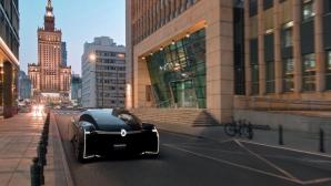 Renault EZ-Ultimo: автономен автомобил за първокласно изживяване на мобилността