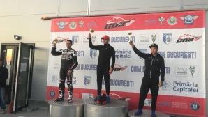 Ангел Караньотов с победа и впечатляващ рекорд в Румъния