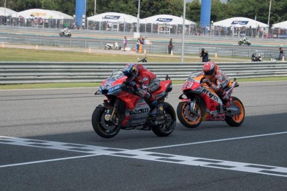 Довициозо съжалява за стратегията си в тайландския кръг на MotoGP
