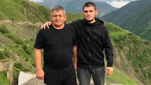 Бащата на Хабиб: Аз ще го накажа по-сурово от UFC