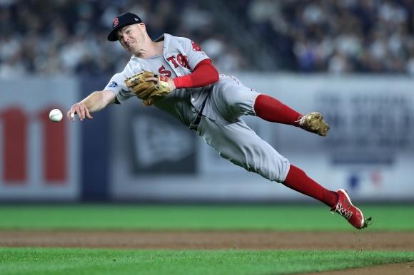 """Исторически мач за играч на Бостън във вечерта на рекордите на """"Янки Стейдиъм"""" (видео)"""