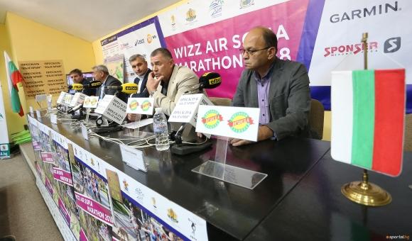 Трима в битка за 20-хилядния джакпот на Софийския маратон