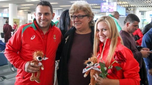 Йоана Илиева е четвъртфиналистка на сабя в Младежката олимпиада