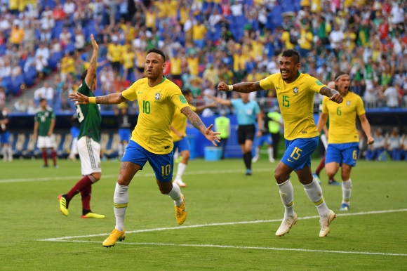Бразилия уреди мач с Уругвай