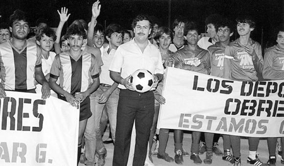Пабло Ескобар обмислял да избие цял футболен отбор