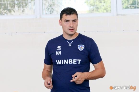 Владо Николов: В този тим на България има неща, които не разбирам и не харесвам