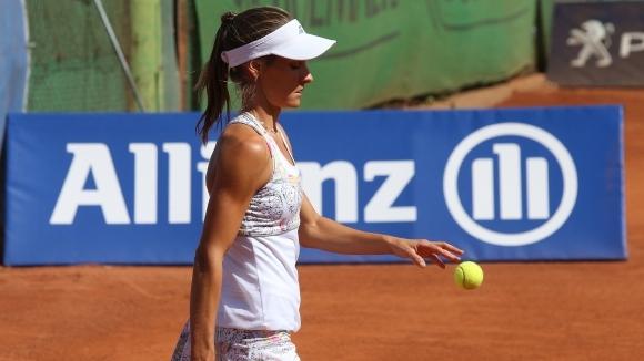 Диа Евтимова се класира за втория кръг в Израел