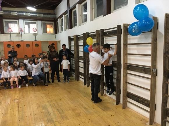 Йордан Йовчев направи демонстрация в Каварна и вдъхнови деца и младежи да спортуват
