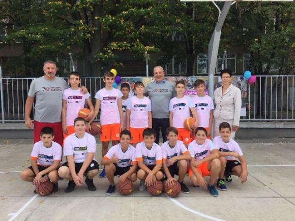 Заместник-министър Андонов присъства на спортен празник в Казанлък