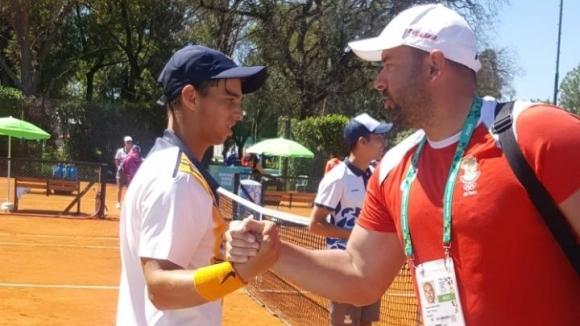 Адриан Андреев вече е полуфиналист в Буенос Айрес