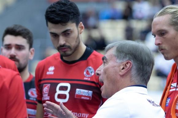 Силвано Пранди отново поведе Шомон към победи в Шампионската лига