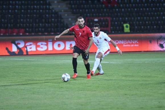 Албания не успя да победи Йордания в контрола