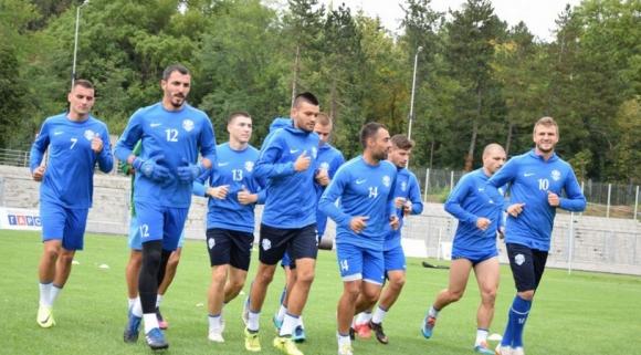 Арда уреди контрола срещу отбор от Втора лига