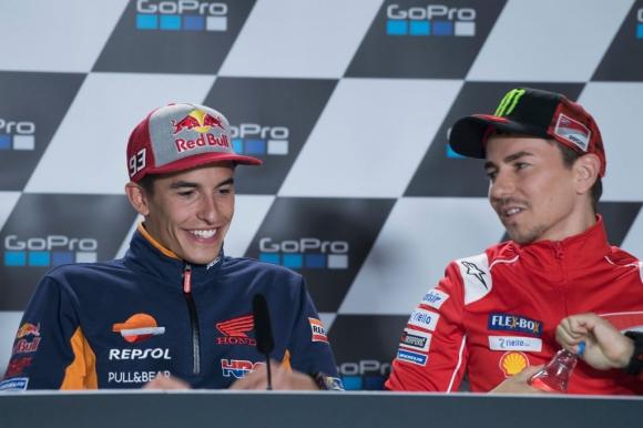 Лоренсо благодари на Маркес, че не попречи на преминаването му в Honda