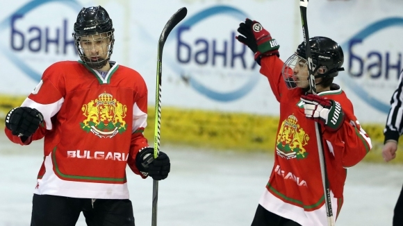 Невероятно! България победи Канада на хокей