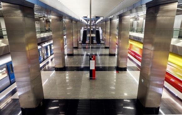 Москва прави ММА турнир в метрото